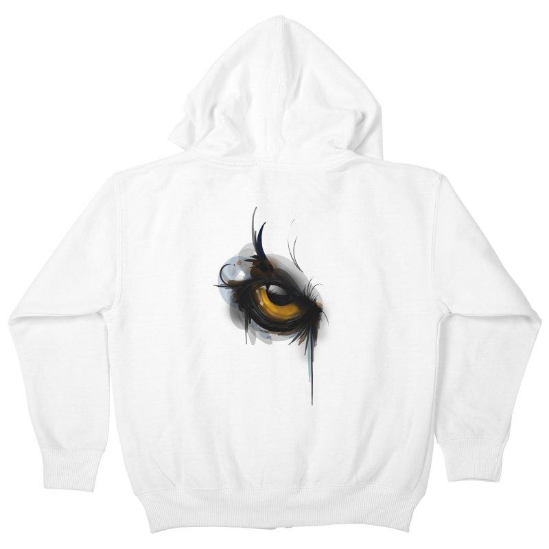 Eye Owl You Kids Zip-Up Hoody by udegbunamtbj's Artist Shop
