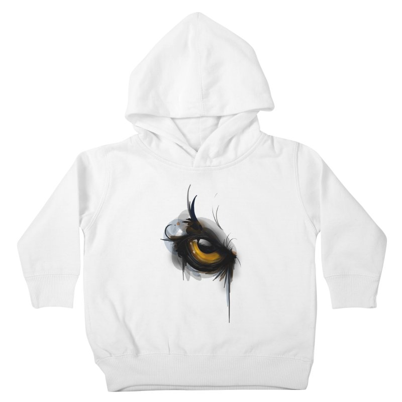 Eye Owl You Kids Toddler Pullover Hoody by udegbunamtbj's Artist Shop