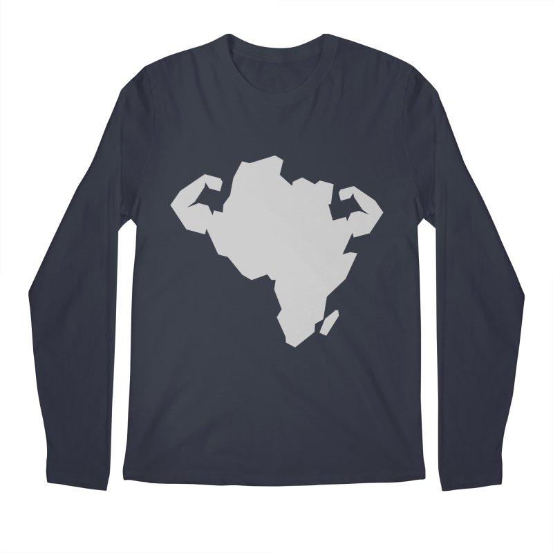 AFRI-CAN Men's Longsleeve T-Shirt by udegbunamtbj's Artist Shop