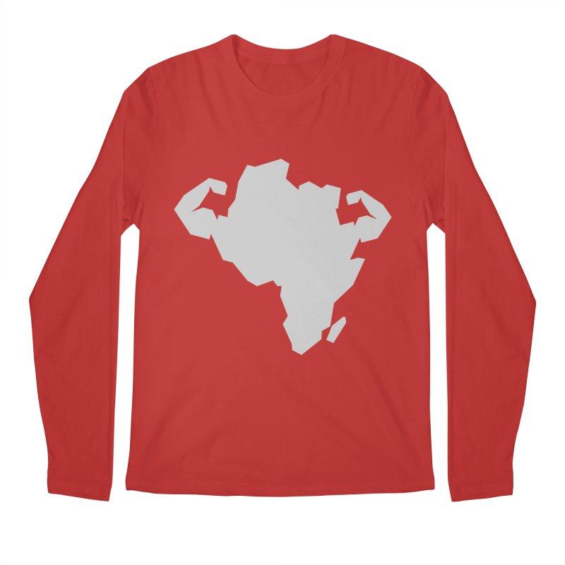 AFRI-CAN Men's Longsleeve T-Shirt by udegbunamtbj's Artist Shop