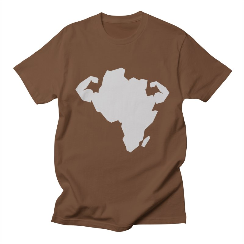 AFRI-CAN Men's T-shirt by udegbunamtbj's Artist Shop