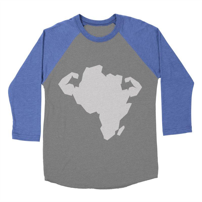 AFRI-CAN Men's Baseball Triblend T-Shirt by udegbunamtbj's Artist Shop