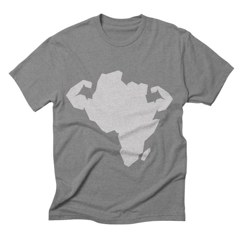 AFRI-CAN Men's Triblend T-shirt by udegbunamtbj's Artist Shop