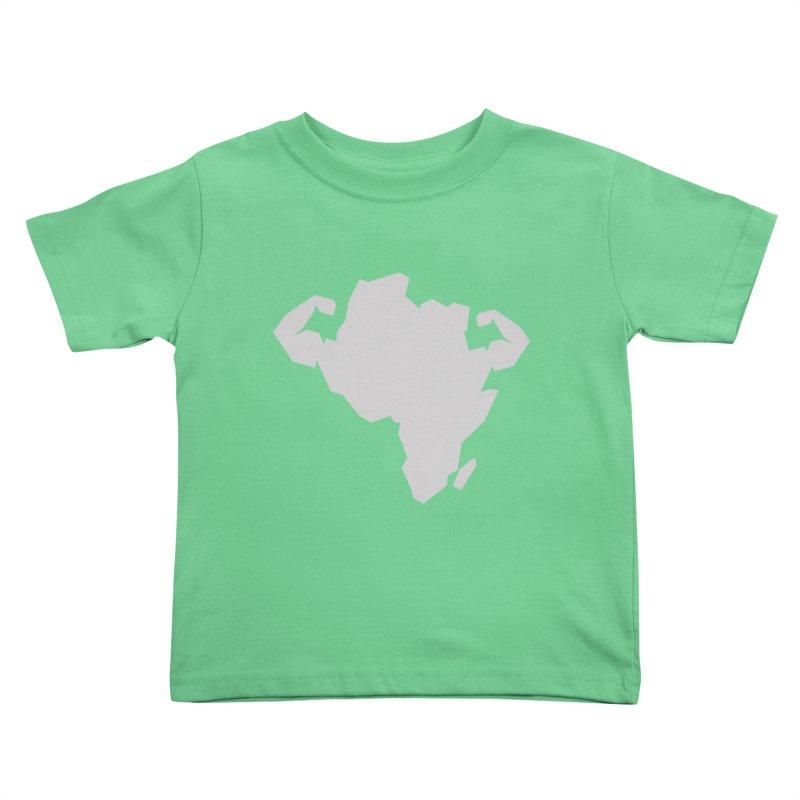 AFRI-CAN Kids Toddler T-Shirt by udegbunamtbj's Artist Shop