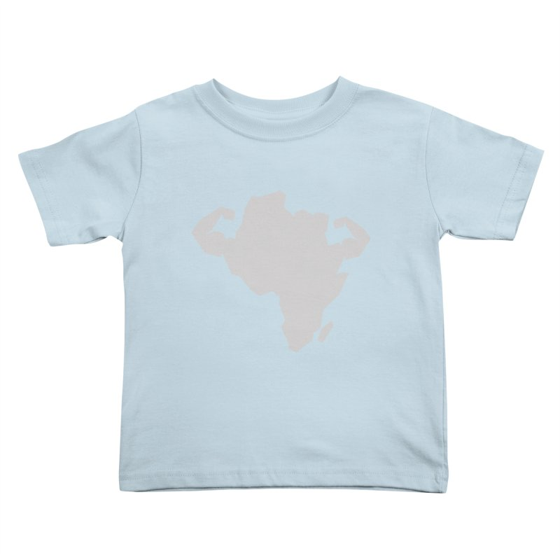 AFRI-CAN Kids Toddler T-Shirt by udegbunamtbj's Artist Shop