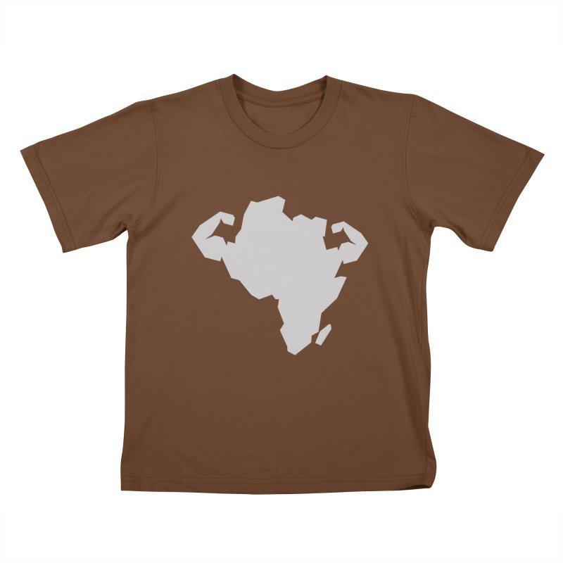 AFRI-CAN Kids T-Shirt by udegbunamtbj's Artist Shop