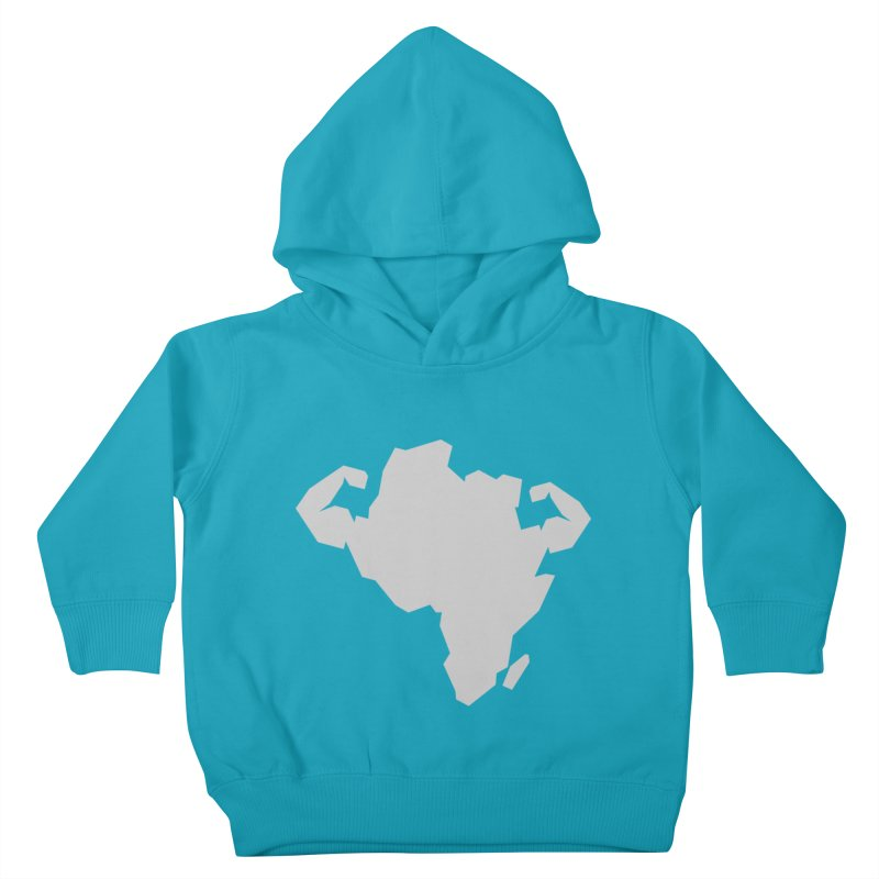 AFRI-CAN Kids Toddler Pullover Hoody by udegbunamtbj's Artist Shop