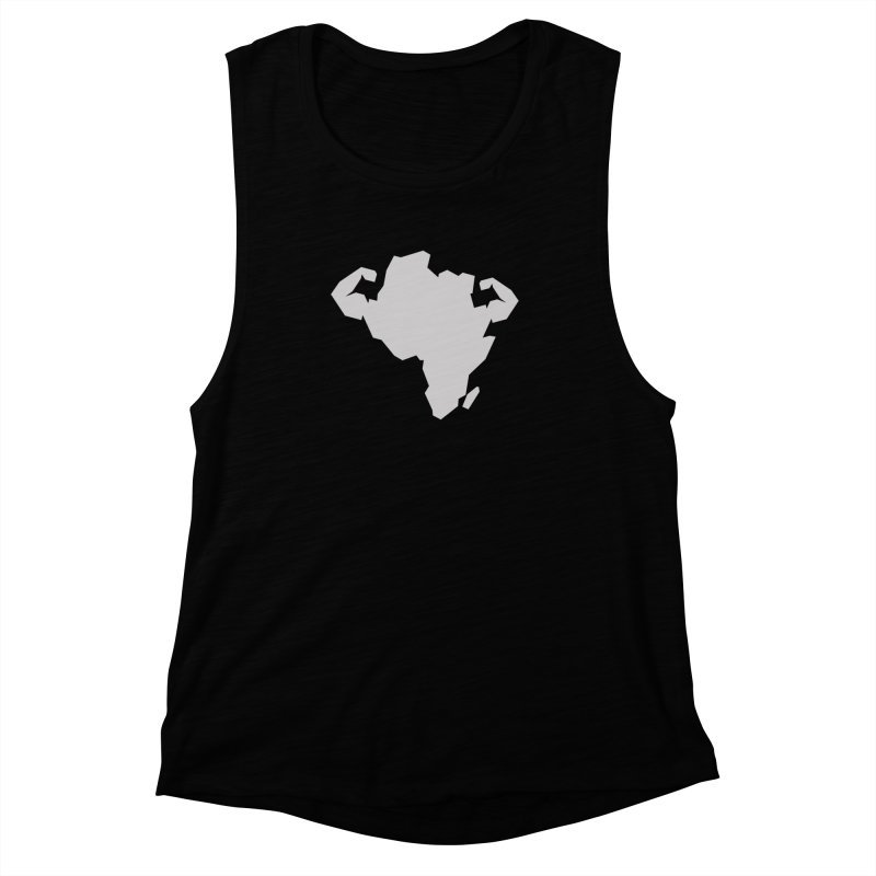 AFRI-CAN Women's Muscle Tank by udegbunamtbj's Artist Shop