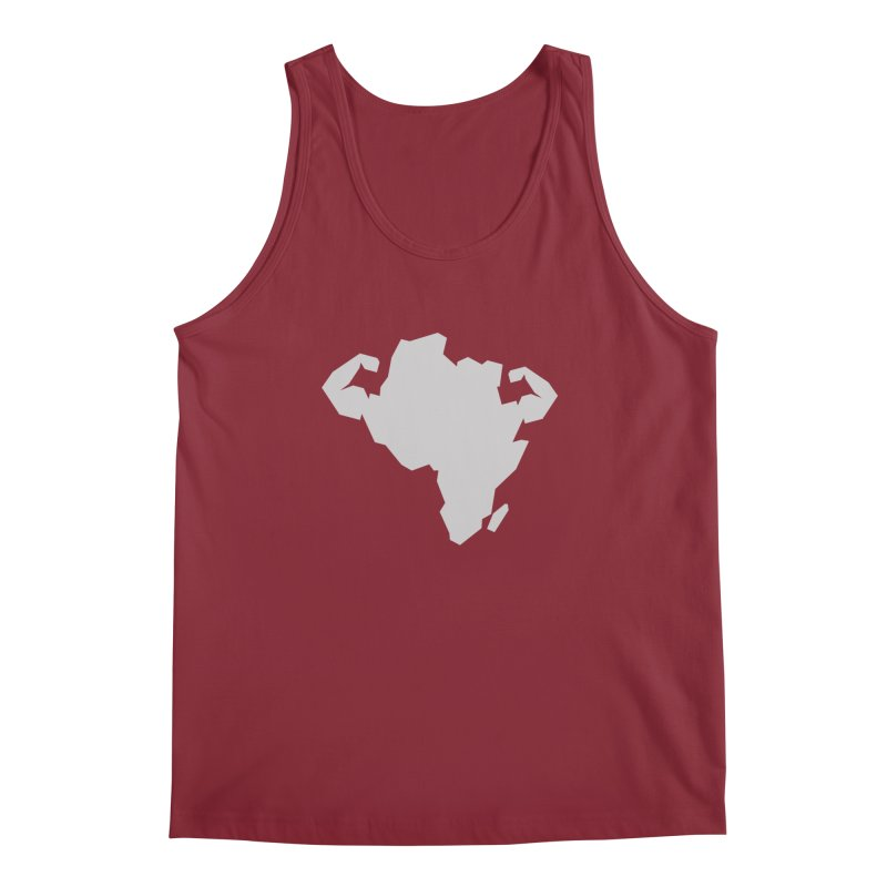 AFRI-CAN Men's Tank by udegbunamtbj's Artist Shop