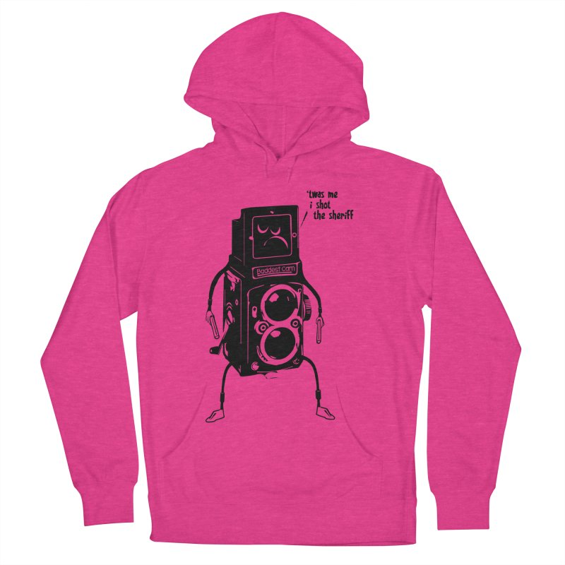 Bad Camera Men's Pullover Hoody by udegbunamtbj's Artist Shop