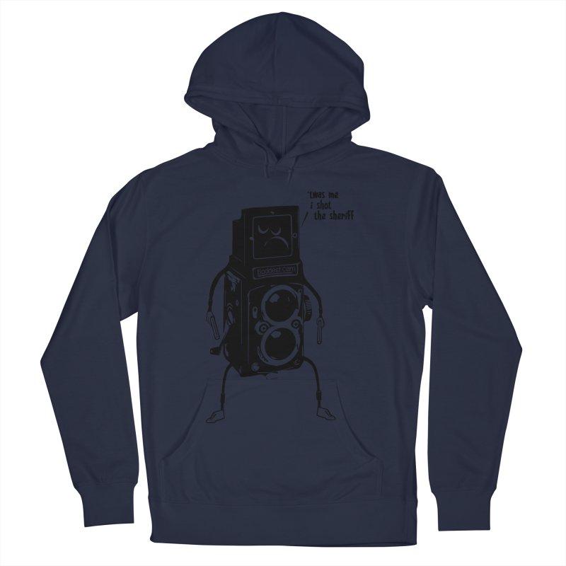 Bad Camera Men's Pullover Hoody by udegbunamtbj's Artist Shop