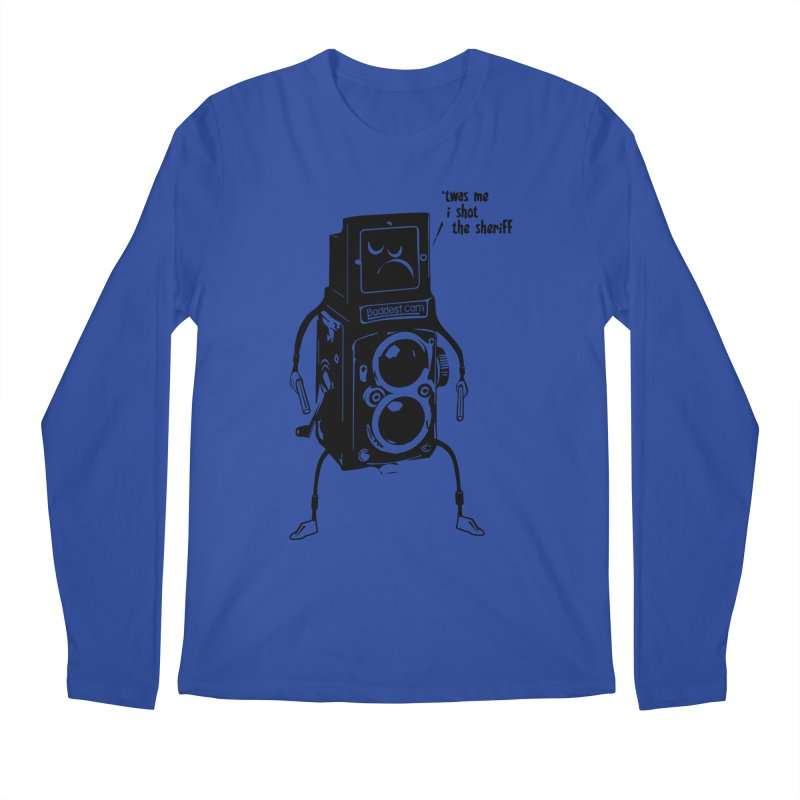 Bad Camera Men's Longsleeve T-Shirt by udegbunamtbj's Artist Shop