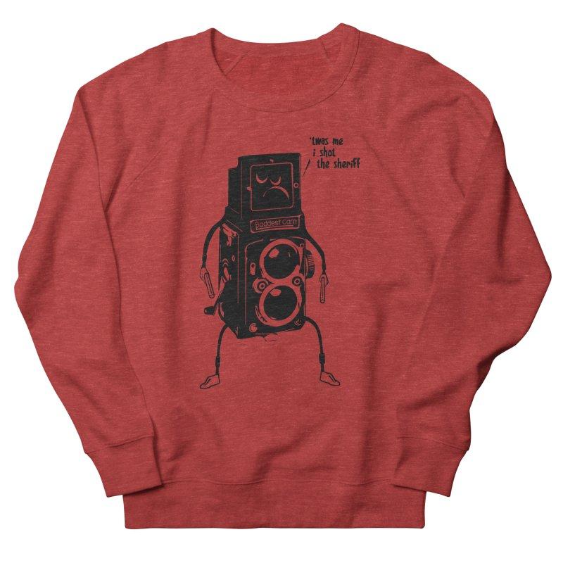 Bad Camera Women's Sweatshirt by udegbunamtbj's Artist Shop