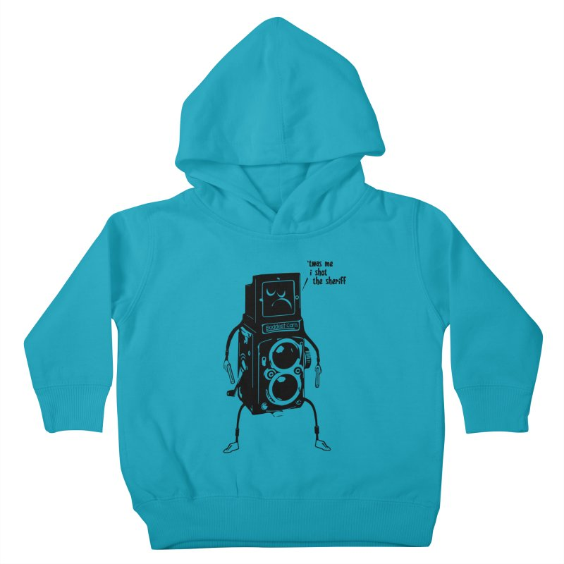 Bad Camera Kids Toddler Pullover Hoody by udegbunamtbj's Artist Shop