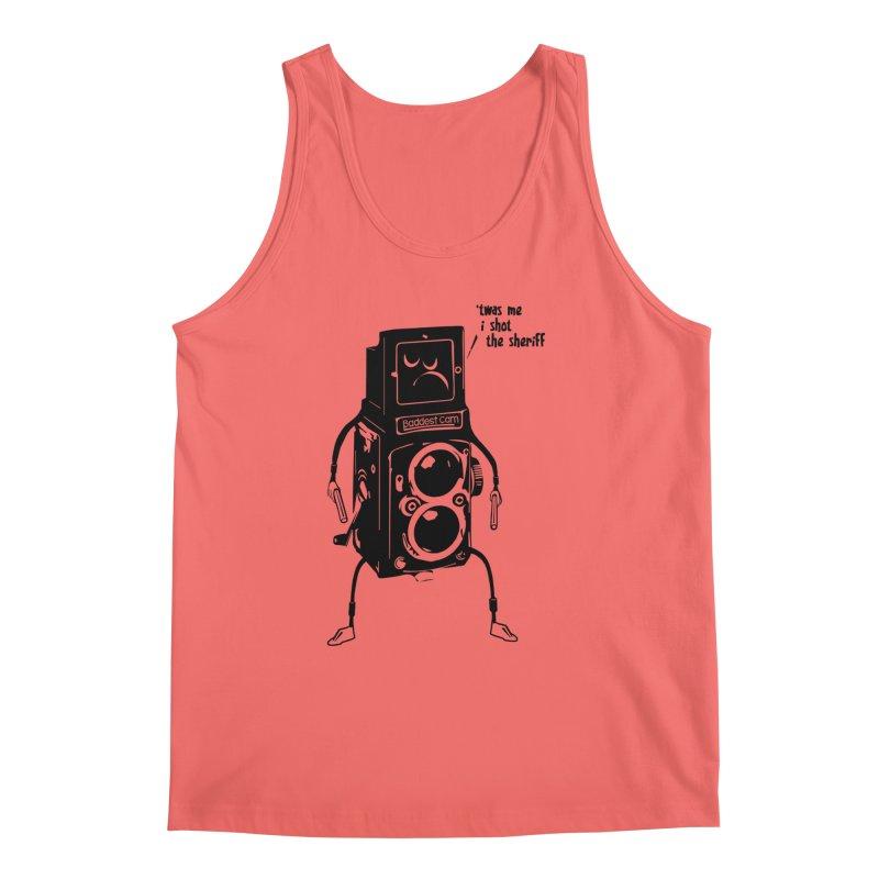 Bad Camera Men's Tank by udegbunamtbj's Artist Shop