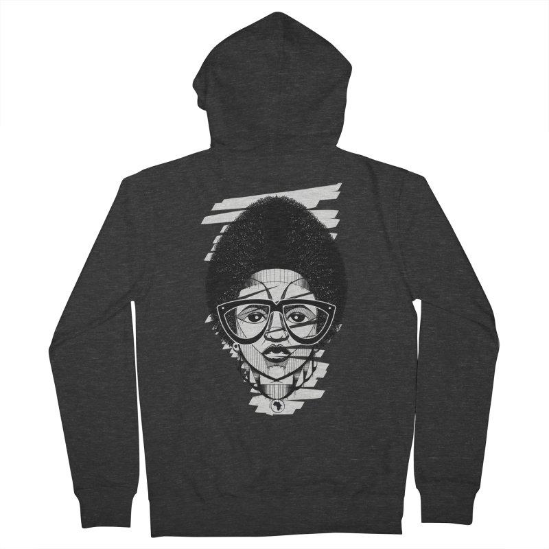 Let it fro! Women's Zip-Up Hoody by udegbunamtbj's Artist Shop