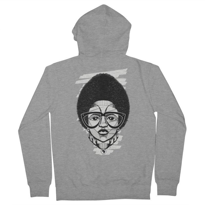 Let it fro! Men's Zip-Up Hoody by udegbunamtbj's Artist Shop