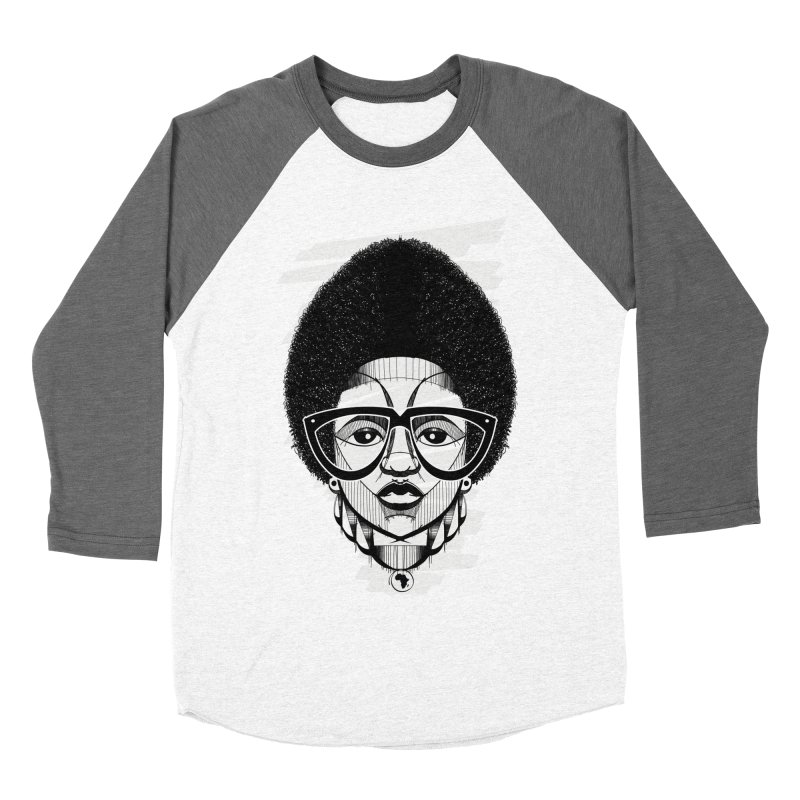 Let it fro! Women's Baseball Triblend T-Shirt by udegbunamtbj's Artist Shop