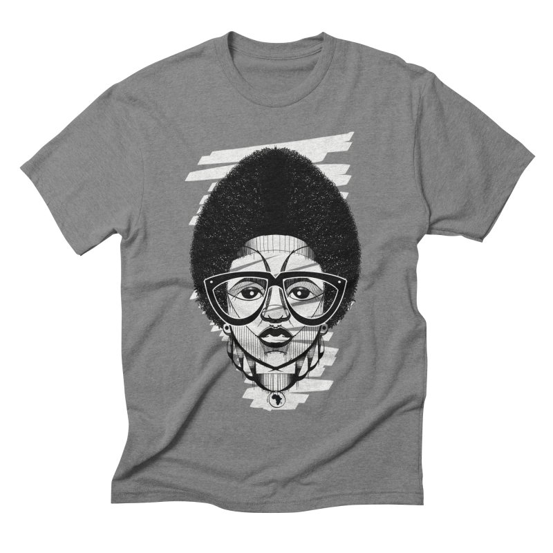 Let it fro! Men's Triblend T-shirt by udegbunamtbj's Artist Shop