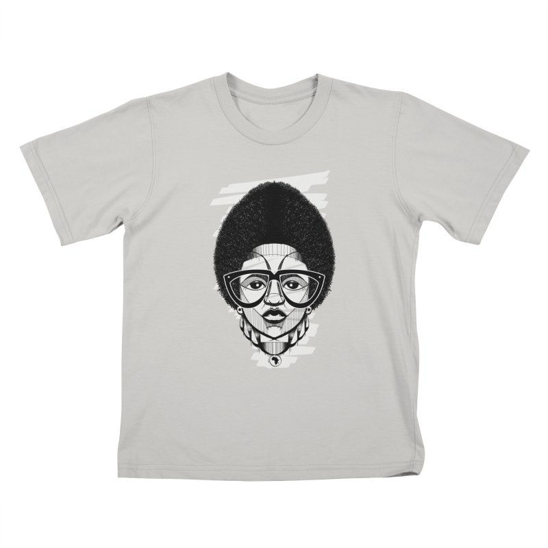 Let it fro! Kids T-shirt by udegbunamtbj's Artist Shop
