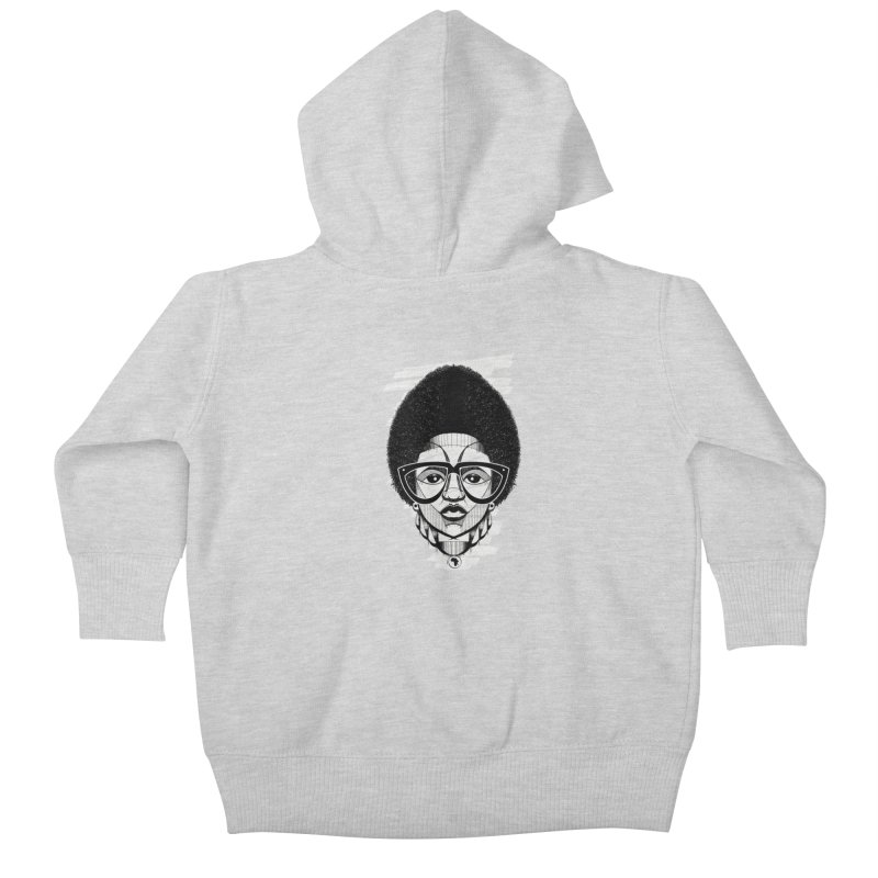 Let it fro! Kids Baby Zip-Up Hoody by udegbunamtbj's Artist Shop