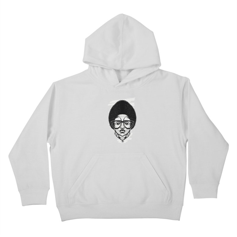 Let it fro! Kids Pullover Hoody by udegbunamtbj's Artist Shop