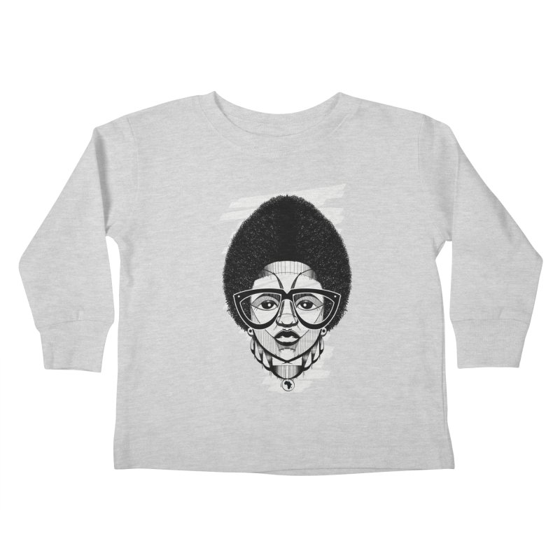 Let it fro! Kids Toddler Longsleeve T-Shirt by udegbunamtbj's Artist Shop