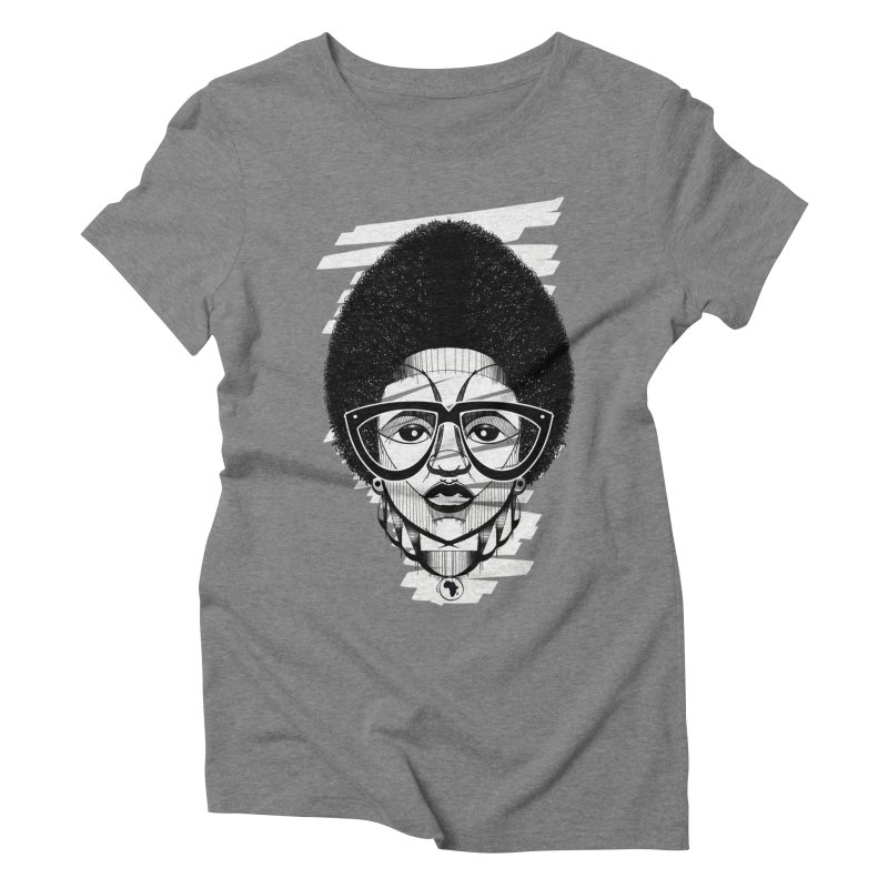 Let it fro! Women's Triblend T-shirt by udegbunamtbj's Artist Shop