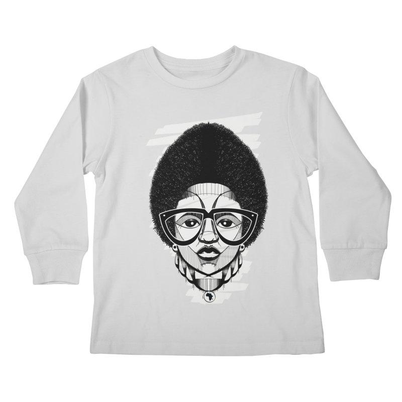 Let it fro! Kids Longsleeve T-Shirt by udegbunamtbj's Artist Shop