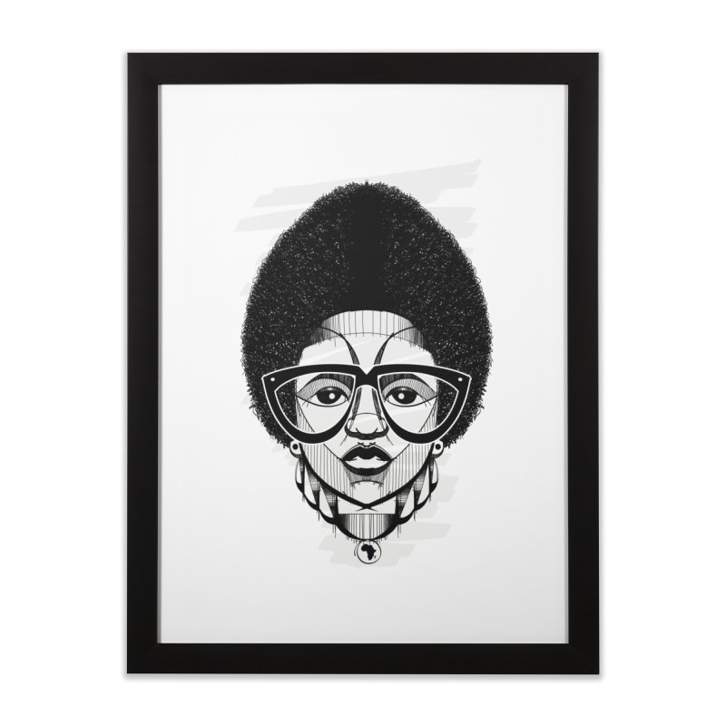 Let it fro! Home Framed Fine Art Print by udegbunamtbj's Artist Shop