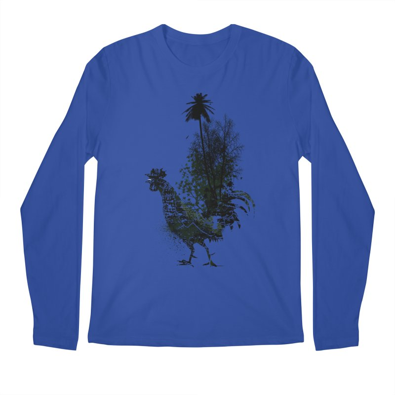 Good morning Men's Longsleeve T-Shirt by udegbunamtbj's Artist Shop