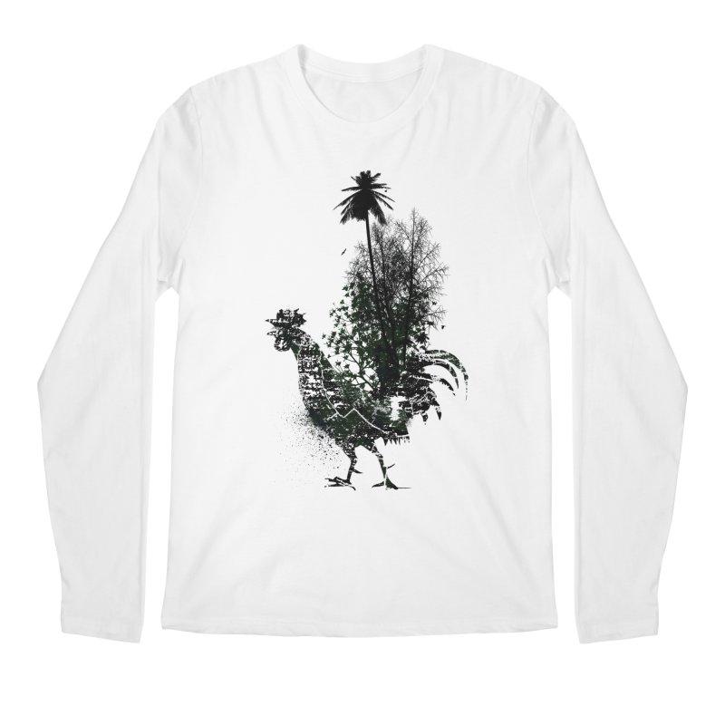 Good morning Men's Longsleeve T-Shirt by udegbunamtbj's Artist Shop