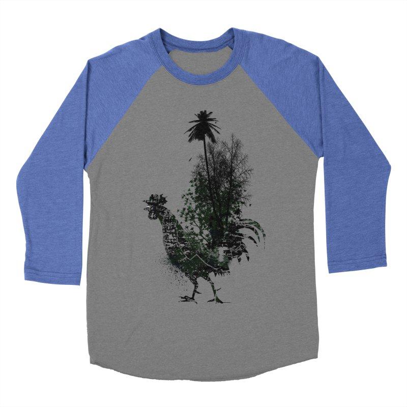 Good morning Women's Baseball Triblend T-Shirt by udegbunamtbj's Artist Shop
