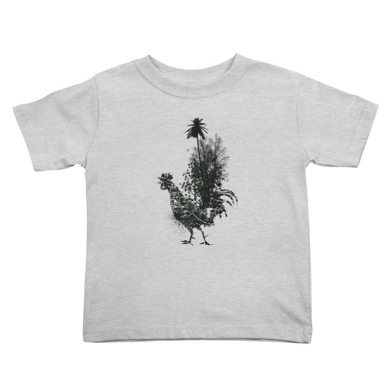 Good morning Kids Toddler T-Shirt by udegbunamtbj's Artist Shop