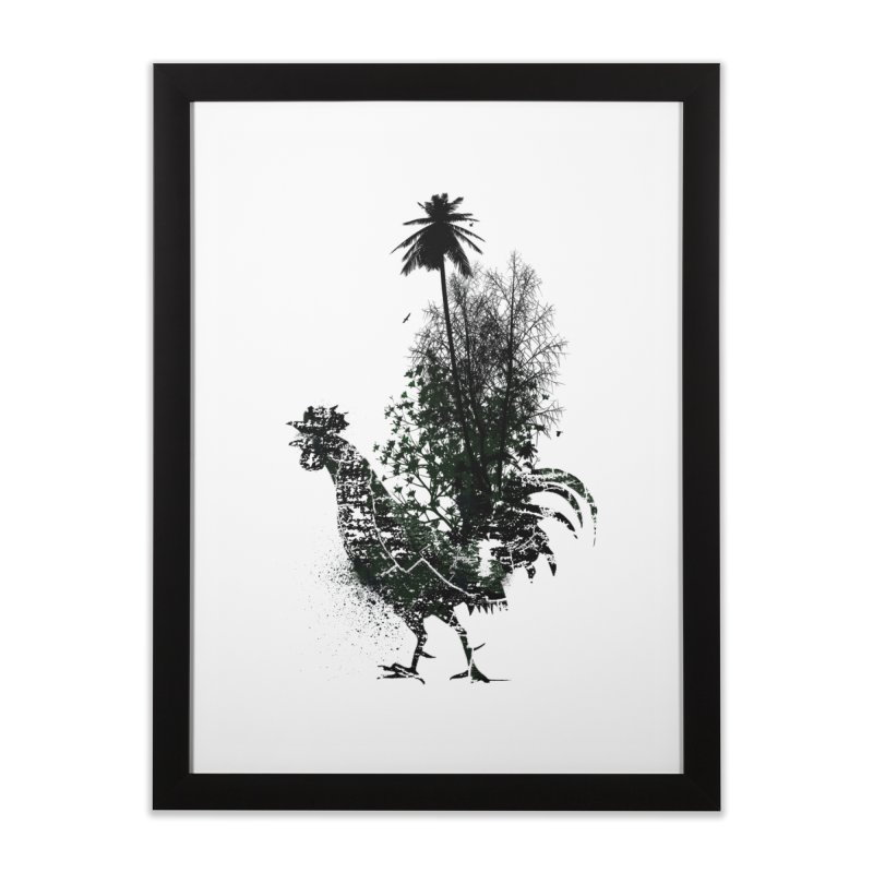 Good morning Home Framed Fine Art Print by udegbunamtbj's Artist Shop