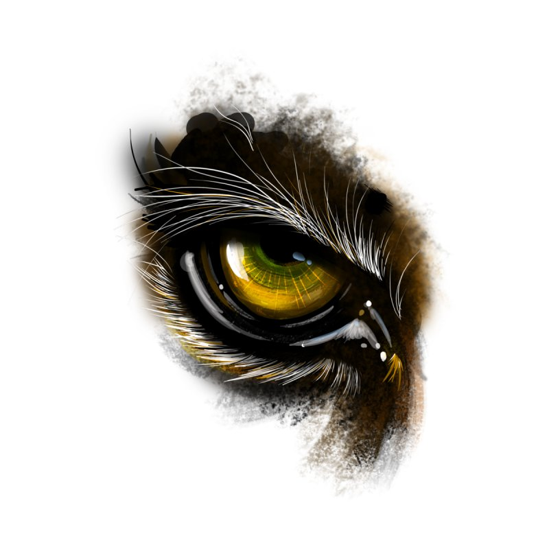 Eye Tiger by udegbunamtbj's Artist Shop