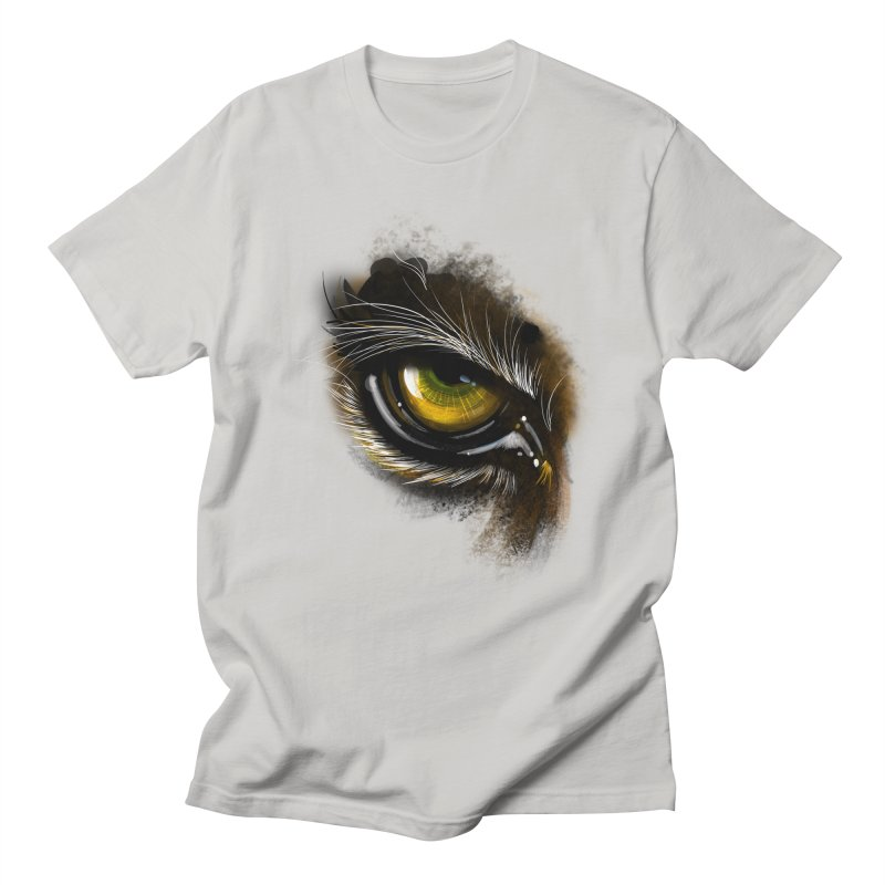 Eye Tiger Men's T-Shirt by udegbunamtbj's Artist Shop
