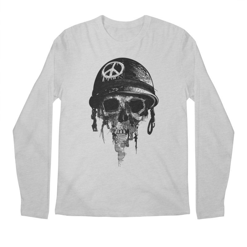 Peace Out Men's Longsleeve T-Shirt by udegbunamtbj's Artist Shop
