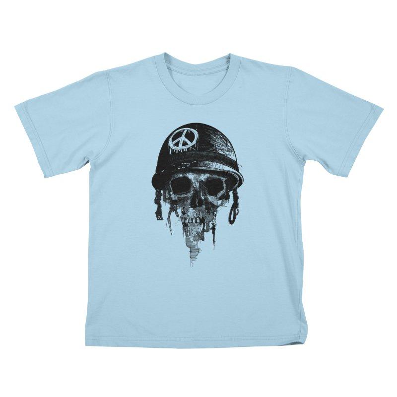 Peace Out Kids T-Shirt by udegbunamtbj's Artist Shop