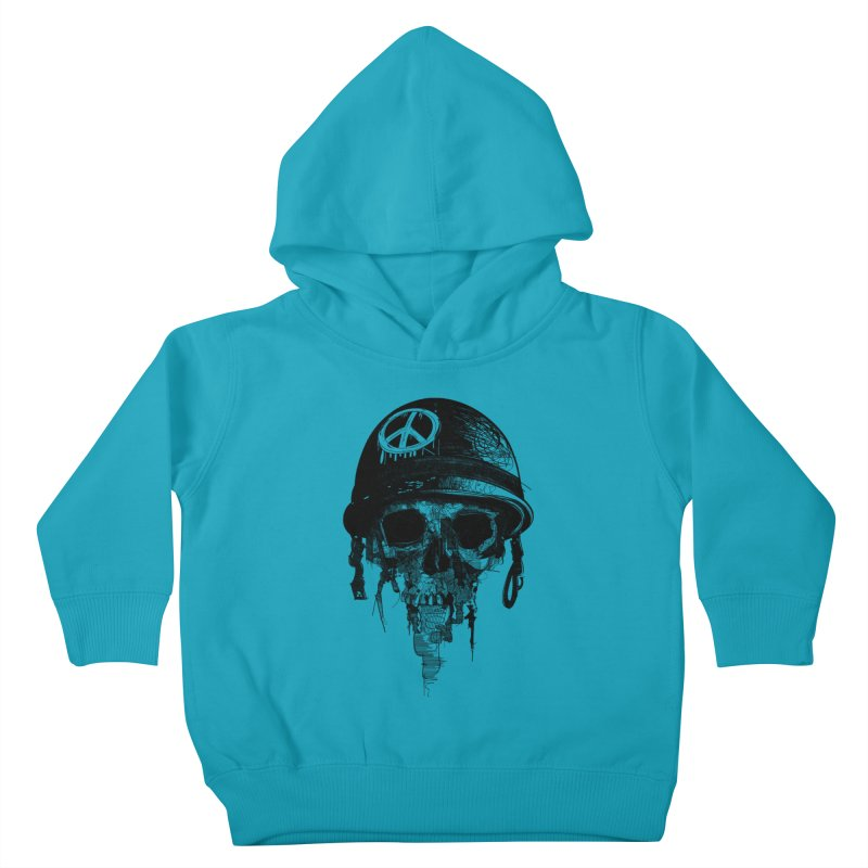 Peace Out Kids Toddler Pullover Hoody by udegbunamtbj's Artist Shop