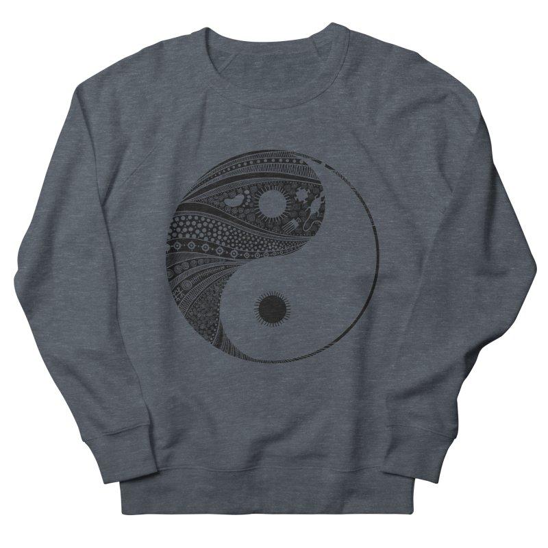 Ying Yang Men's Sweatshirt by udegbunamtbj's Artist Shop