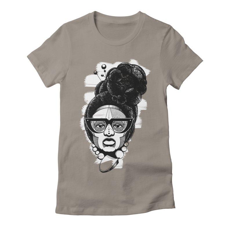Raw Sugar Women's Fitted T-Shirt by udegbunamtbj's Artist Shop