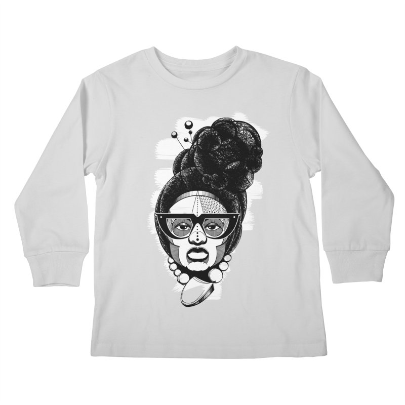 Raw Sugar Kids Longsleeve T-Shirt by udegbunamtbj's Artist Shop