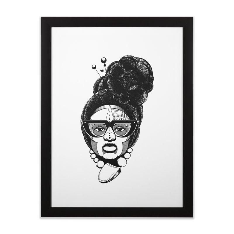 Raw Sugar Home Framed Fine Art Print by udegbunamtbj's Artist Shop