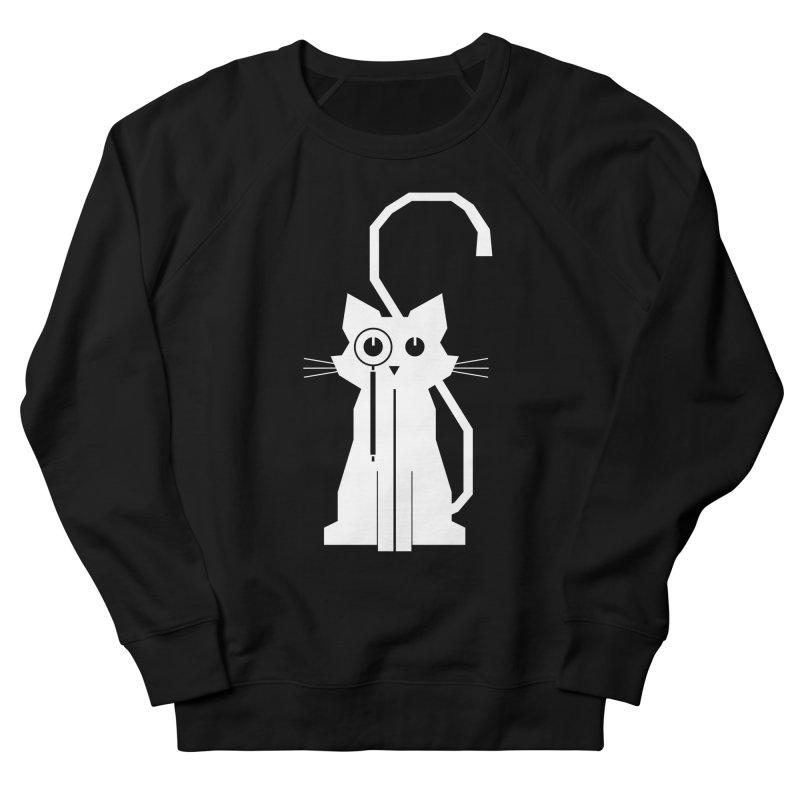 Smart Cat Women's Sweatshirt by udegbunamtbj's Artist Shop