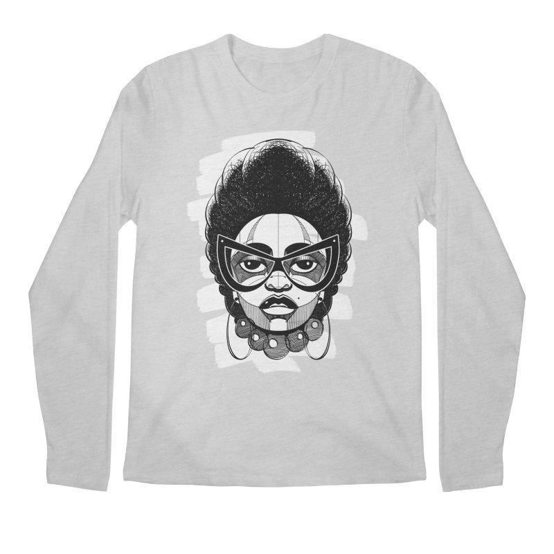 Indigo Men's Longsleeve T-Shirt by udegbunamtbj's Artist Shop