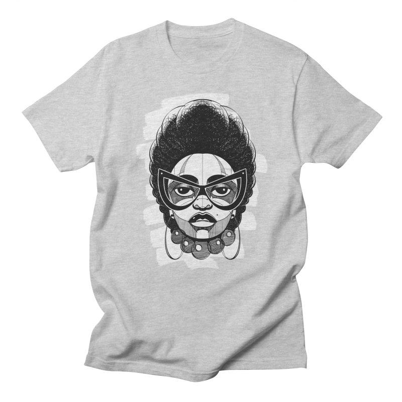 Indigo Men's T-shirt by udegbunamtbj's Artist Shop