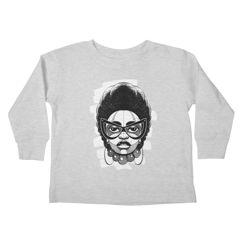 Indigo Kids Toddler Longsleeve T-Shirt by udegbunamtbj's Artist Shop