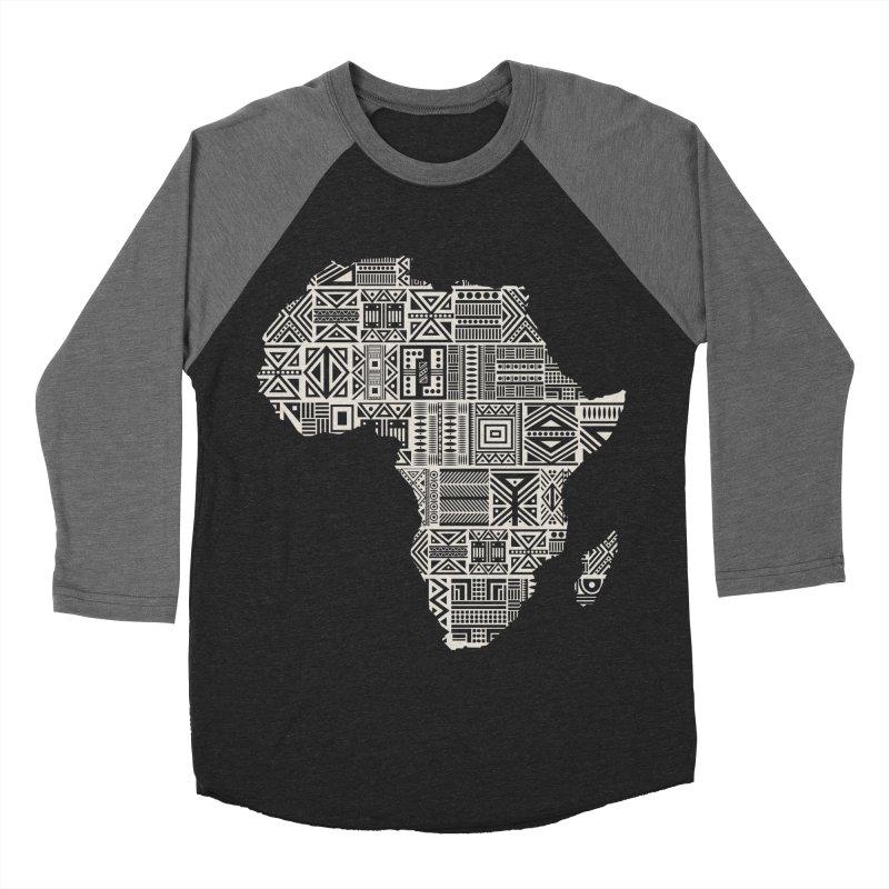 Wonderland  Men's Baseball Triblend T-Shirt by udegbunamtbj's Artist Shop
