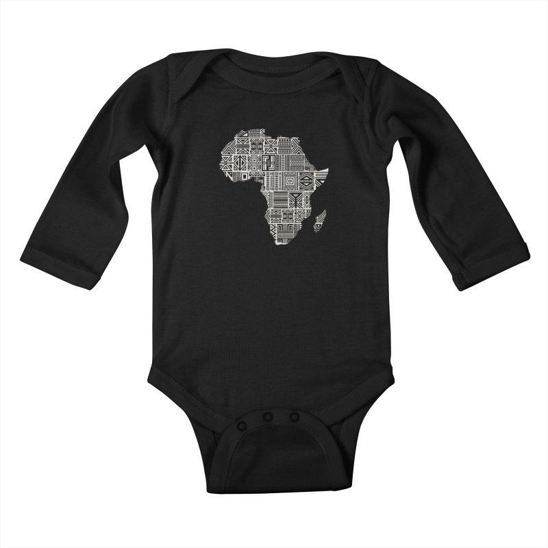 Wonderland  Kids Baby Longsleeve Bodysuit by udegbunamtbj's Artist Shop